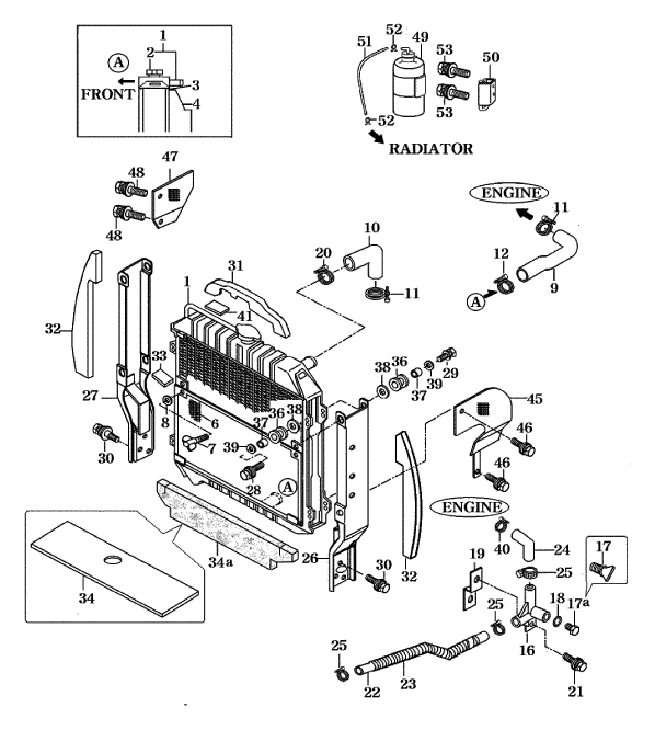 66 Mustang Fuse Box Diagram additionally Cooling15 in addition Removing Wire Pin Headlight Wiring Harness 68642 also Products besides 4 Way Trailer Wiring Diagram Chevy. on wiring diagram for accessories