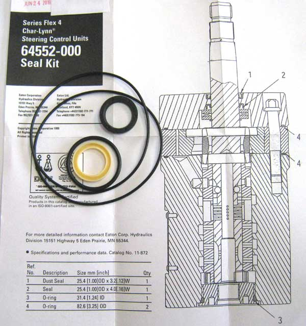 Stfraxpafor5 on eaton power steering pump diagram