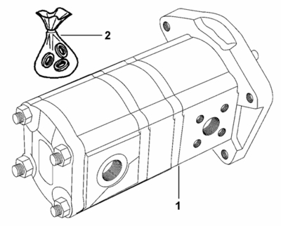 Mahindra Power Steering Parts on john deere front axle parts