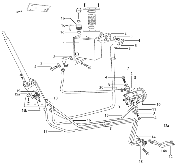 1715 ford tractor wiring diagram steering  amp  front axle parts for 5500 2 wheel mahindra    tractor     steering  amp  front axle parts for 5500 2 wheel mahindra    tractor