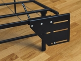 Metal Headboard / Footboard Attachment Brackets