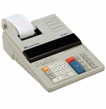 Adler-Royal 121PD Plus Heavy-Duty Professional Business Desktop Printing Calculator / Adding Machine