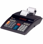 Adler-Royal 1235PD Carat Desktop Printing Calculator / Adding Machine