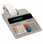 Adler-Royal 1248PD Heavy Duty Professional Business Desktop Printing Calculator / Adding Machine