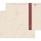 Burgundy Stone Brochure Paper Stock