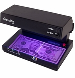 Cassida M-18 High Intensity UV/WM Counterfeit Detector for Drivers License, ID Cards, and Money