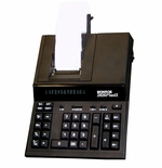 Monroe 2020PlusIII 12 Digit Desktop Printing Calculator / Adding Machine (Black)