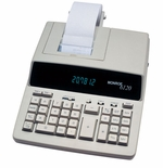 Monroe 6120 Heavy Duty Desktop Printing Calculator / Adding Machine