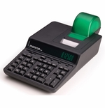 Monroe 8125 Heavy Duty 12 Digit Desktop Printing Calculator