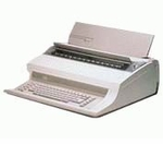Nakajima AE-830 Electronic Office Typewriter with Display and Memory