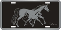 Discontinued - Mare and Foal License Plate
