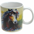 Equus Horse Coffee Mug