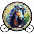 Equus Horse Collector Plate