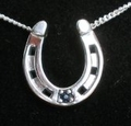 Kabana Horseshoe Necklace