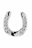 Kelly Herd Silver Horseshoe Necklace