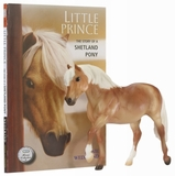 Little Prince Horse and Book
