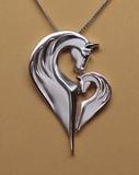 Spirit Horse Necklaces and Earrings Selection