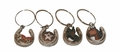 Western Wine Charm Set of 4