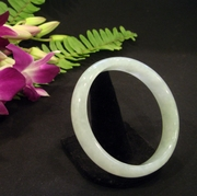 Ice Jade Bangle