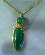 Polar Jade Necklace