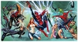 Amazing Spider-Man X-tra Large Print (SIGNED)