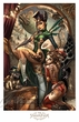 J. Scott Campbell's Steampunk Print (Signed)
