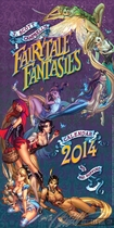 J. Scott Campbell's 2014 Fairy Tale Fantasies Calendar (Signed)