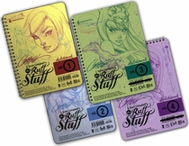 JSC's The Ruff Stuff Set of Volumes 1, 2, 3 and 4 (Signed)