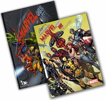 MARVELous Art and MARVELous Art Reloaded Double Pack (SIGNED)