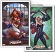 MJ and Black Cat Amazing Deal! (SIGNED)