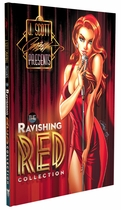 Ravishing RED Hard Cover (Signed)