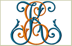 Browse All AS Monograms