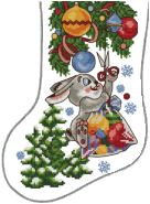 Bunny Stocking