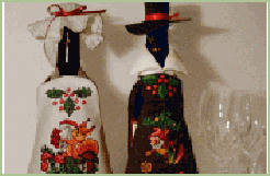 Country Style Bottle Costumes