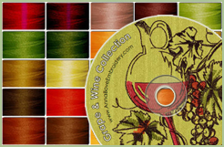 Fall is Coming Thread Kit Special<br>August 24, 2012 <br>