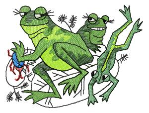 Frogs 5