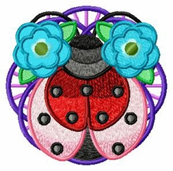 Lacy Lady Bug 1