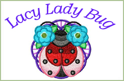 Lacy Lady Bugs
