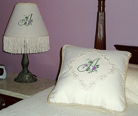 Lampshade Slip Cover
