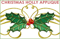 New Christmas Holly Designs<br>August 21, 2012 <br>