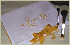 Opium Poppies Guest Towels Projects