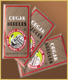 Organ Ball Point Needles 90/14