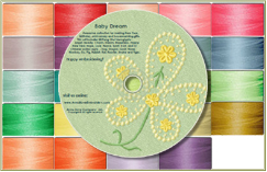 Pastel 24-cone Polyester Thread Kit Special <br> 45% OFF!