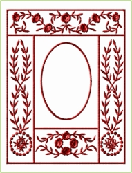 Quilt Style Frame