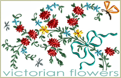 Victorian Flowers