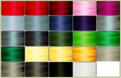 Winter 24-cone Polyester Thread Kit