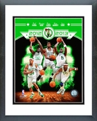 Boston Celtics 2012-13 Team Composite Framed Picture