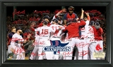 "Boston Red Sox 2013 World Series Champions ""Celebration"" Signature Field"