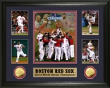 Boston Red Sox 2013 World Series Champions Commemorative Gold Coin Photo Mint