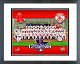 Boston Red Sox 2013 World Series Champions Team Sit Down Framed Picture